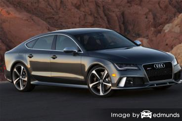 Insurance rates Audi RS7 in Corpus Christi