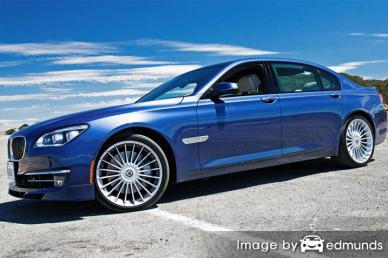 Insurance quote for BMW Alpina B7 in Corpus Christi