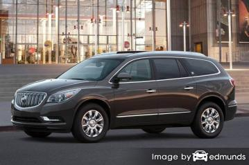 Discount Buick Enclave insurance