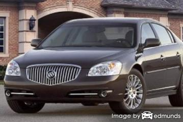 Insurance rates Buick Lucerne in Corpus Christi