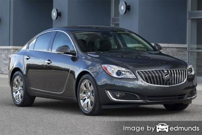 Insurance rates Buick Regal in Corpus Christi