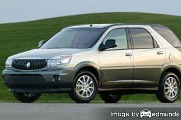 Insurance for Buick Rendezvous