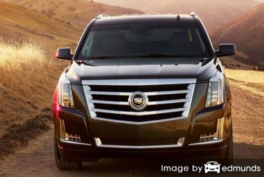 Insurance quote for Cadillac Escalade in Corpus Christi