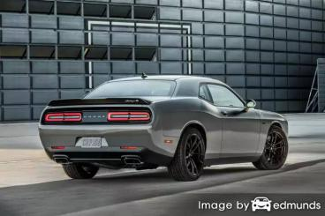 Insurance for Dodge Challenger