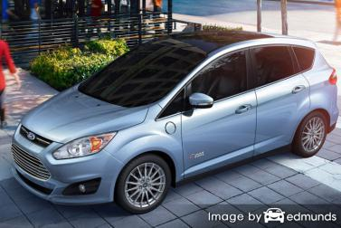 Insurance quote for Ford C-Max Energi in Corpus Christi