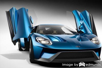 Insurance for Ford GT