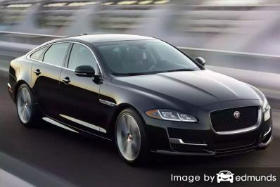 Insurance quote for Jaguar XJ in Corpus Christi