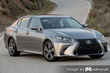 Insurance for Lexus GS 200t