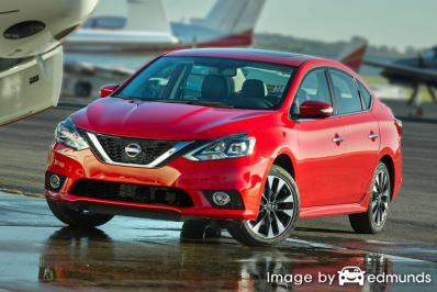 Insurance quote for Nissan Sentra in Corpus Christi