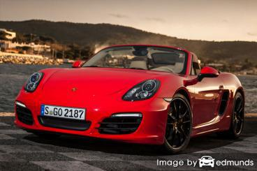 Insurance quote for Porsche Boxster in Corpus Christi