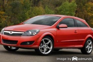 Insurance rates Saturn Astra in Corpus Christi