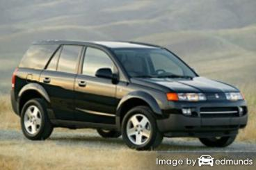 Insurance quote for Saturn VUE in Corpus Christi